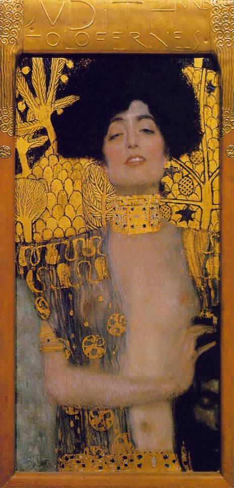 Judith-I-Gustav-Klimt-1901