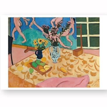 """""""Nature morte avec la Danse"""", H. Matisse"""