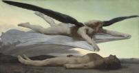 Adolphe William Bouguereau (1825-1905) - Égalité devant la mort, 1848 © Musée d'Orsay, dist. RMN - Patrice Schmidt