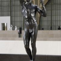 Auguste Rodin (1840-1917) - L'Age d'airain, 1877-1880 © Musée d'Orsay, dist. RMN - Patrice Schmidt