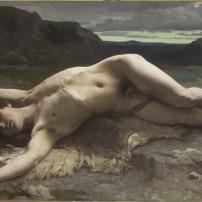 Camille Félix Bellanger (1853-1923) - Abel, 1874-1875 © Musée d'Orsay, dist. RMN - Patrice Schmidt