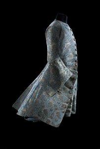 Justaucorps, vers 1730-1740