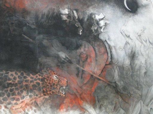 Mayab Eterno, par Fernando Castro Pacheco