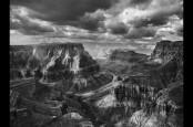 Terres du nord vue du confluent du colorado et du Petit colorado prise depuis le territoire Navajo Arizona, Etats-Unis, 2010. © Sebastião Salgado