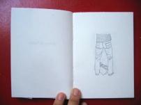 Un livre de fesses 1 © Marie-Amélie Porcher