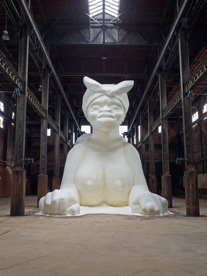 Kara Walker, A Subtlety, 2014 Photography by Jason Wyche, Courtesy Creative Time, 2014
