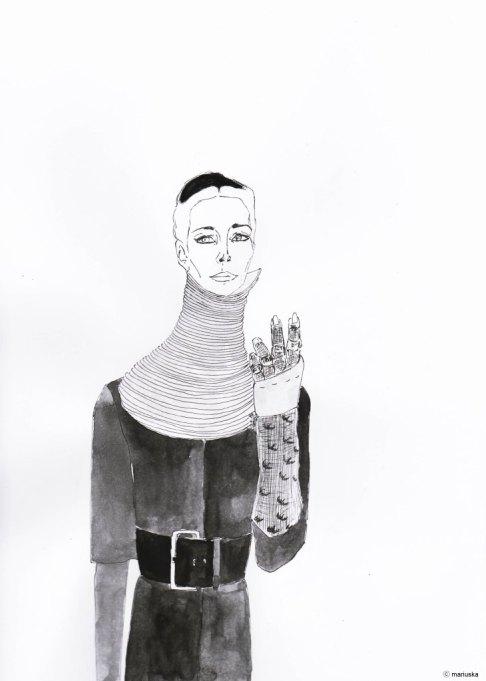 "Vestoj magazine – ""Daphne Guinnes"" unpublished"