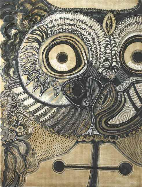 Cat Owl - Cotton Tree Bay © Joshua Yeldham 2012