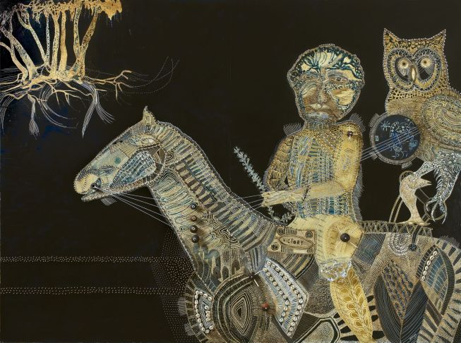 In Search of Owl Wood © Joshua Yeldham