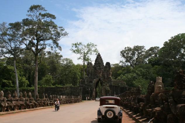 Angkor Thom © Louise Ganesco Deglin - JBMT