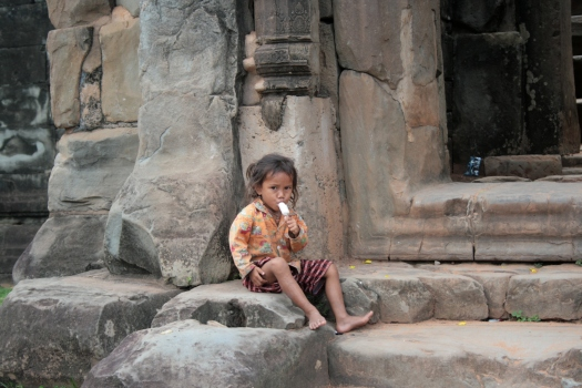 Preah Ko © Louise Ganesco Deglin - JBMT