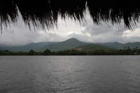 Kampot, vue des Manguiers © Louise Ganesco Deglin - JBMT