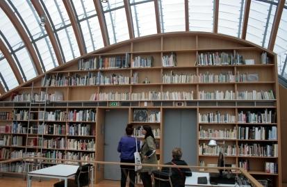 Bibliothèque © Louise Ganesco Deglin - JBMT
