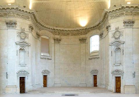 chapelle de l'Oratoire © MBA de Nantes