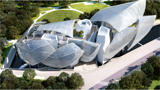 © Fondation Louis Vuitton