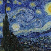 La Nuit étoilée, Van Gogh, MoMA