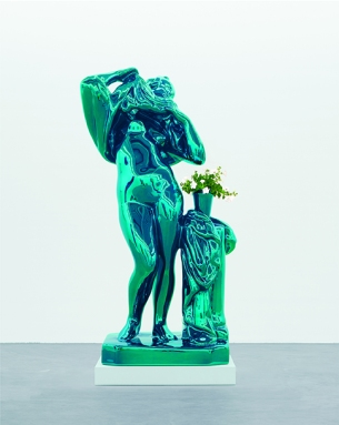Metallic Venus 2010-2012 © Jeff Koons
