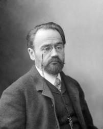Emile Zola.