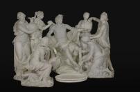 Apollon servi par les nymphes, François Girardon et Thomas Regnaudin © Château de Versailles