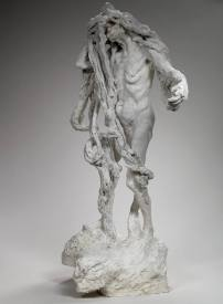 """Clotho"", Camille Claudel, 1893, Musée Rodin (Don de Paul Claudel en 1952) Photo : Christian Baraja"