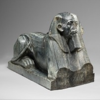 Sphinx de Sésostris III © New York, The Metropolitan Museum of Art