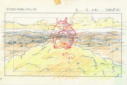 GalerieArttLudique-dessins-Ghibli-studio5
