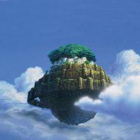 © Le château dans le ciel - Studio Ghibli - Miyazaki - 1986
