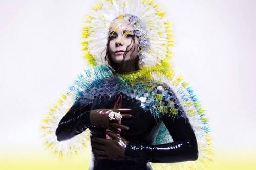 Björk. Photo © Inez & Vinoodh