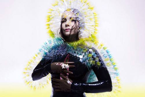 Björk. Photo © Inez & Vinoodh