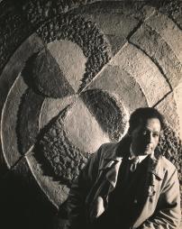 Robert Delaunay, vers 1935, Florence Henri © Galleria Martini & Ronchetti