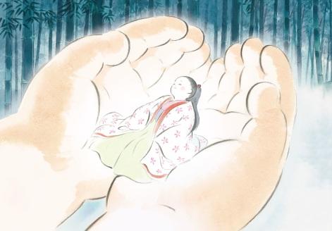 LE CONTE DE LA PRINCESSE KAGUYA © Isao Takahata