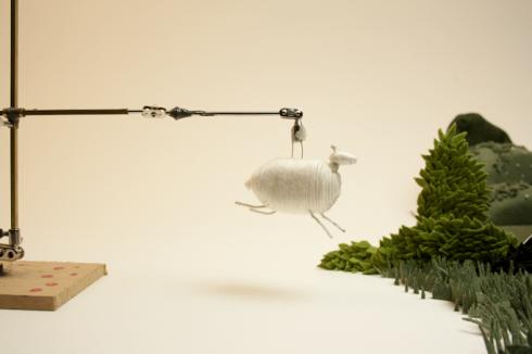 Camira Fabrics © Ojari