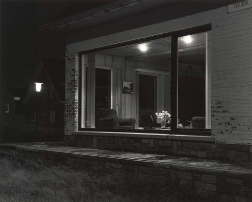 Nocturne (extrait), Zeebrugge, 1980.© Gilbert Fastenaekens