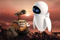 Wall-e et Eve © WALL-E Studio Pixar - 2008.