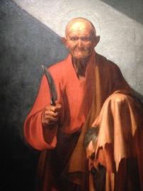 Jusepe Ribera - Saint Paul, Vers 1612 : Huile sur toile. Florence, Fondazione di Studi di Storia dell'Arte Roberto Longhi © Photo Agathe T - JBMT