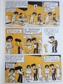 © L'Arabe du Futur, Tome 1 de Riad Sattouf. Allary Editions, 2014. p.45