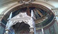 Sainte-Cécile du Trastevere © Louise Ganesco Deglin - JBMT