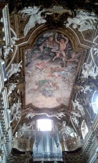 Santa Maria della Vittoria © Louise Ganesco Deglin - JBMT