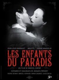 Affiche du film de Marcel Carné