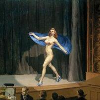 Girlie Show. Hopper, 1941.