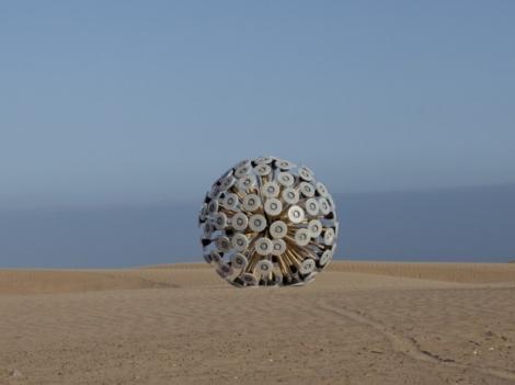 Mine Kafon, Massoud Hassani, 2011  ©Hassani Design