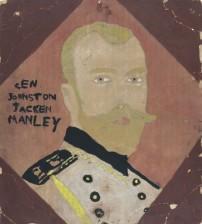 Henry Darger, General Johnson Jacken Manley, 1910-1970. Paris, musée d'Art moderne © Eric Emo / Musée d'Art Moderne / Roger-Viollet