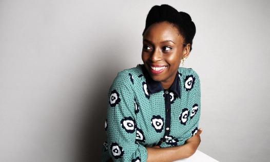 Chimamanda Ngozi Adichie © Lakin Ogunbanwo