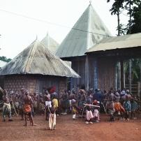 Batoufam. Cérémonie du Kack © Estelle Vanneste