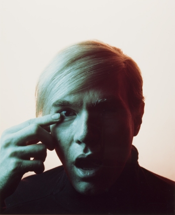 Andy Warhol, 1968 © 2015 Philippe Halsman Archive / Magnum Photos