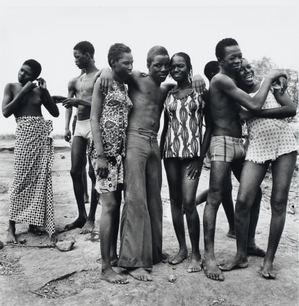Friends, Malick Sidibé