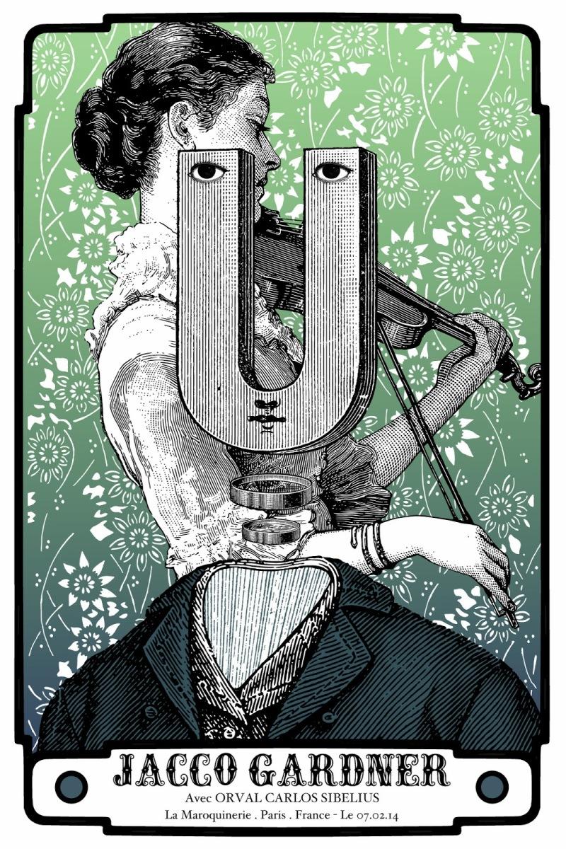 Cyrille Rousseau, affichiste (du) fantastique