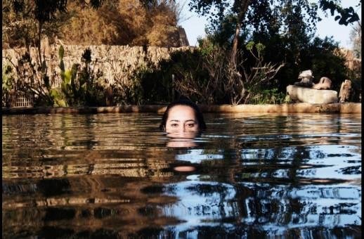 Mouna Saboni « La peur » (série sur les femmes victimes de maltraitances), Égypte, 2015 Courtesy Mouna Saboni